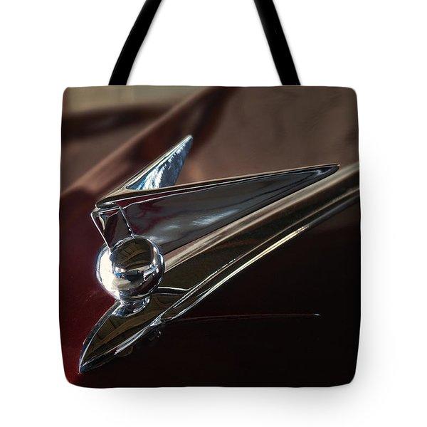 1946 Lincoln Continental Tote Bag by Kurt Golgart