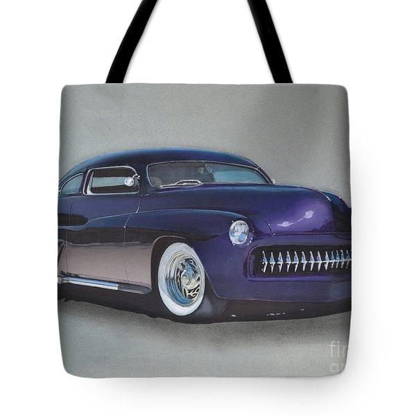 1949 Mercury Tote Bag by Paul Kuras