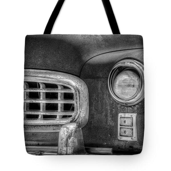 1950 Nash Statesman Tote Bag by Scott Norris