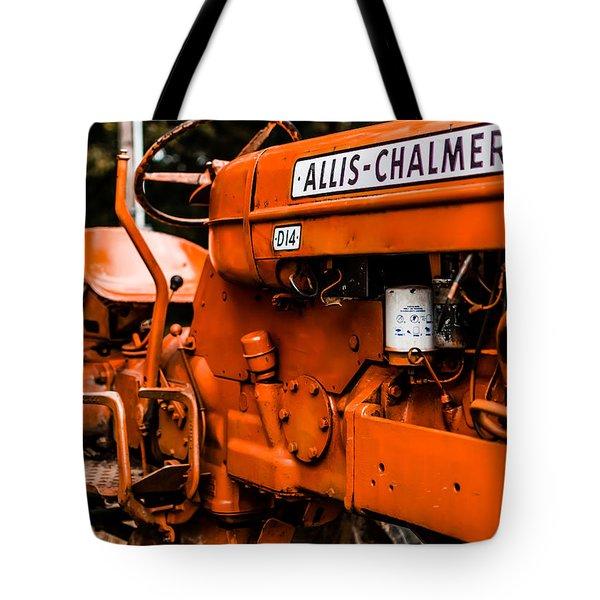 Allis Chalmers D14 – Jerusalem House
