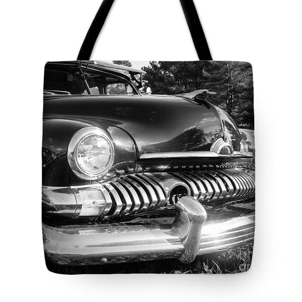 1951 Mercury Coupe - American Graffiti Tote Bag by Edward Fielding