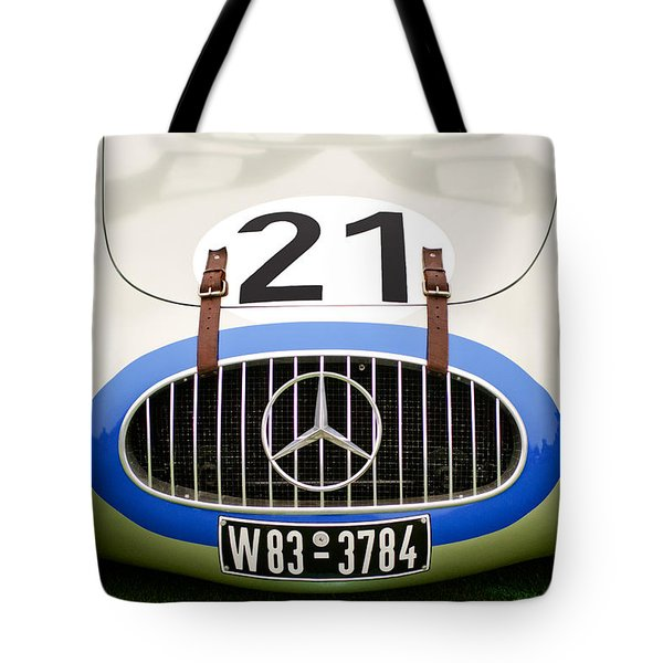 1952 Mercedes-benz W194 Coupe Tote Bag by Jill Reger