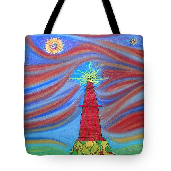 1kin Tote Bag by Robert Nickologianis