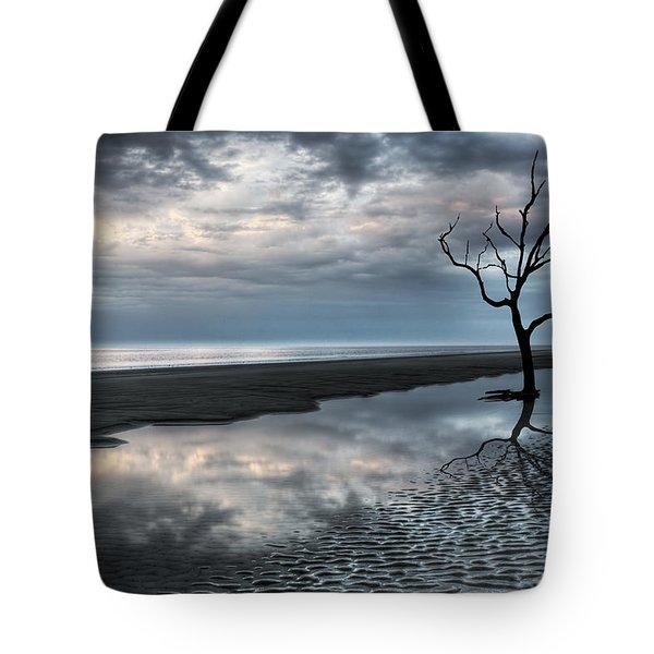 Alone Tote Bag by Debra and Dave Vanderlaan