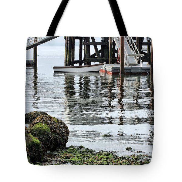 Dockside Tote Bag by JC Findley