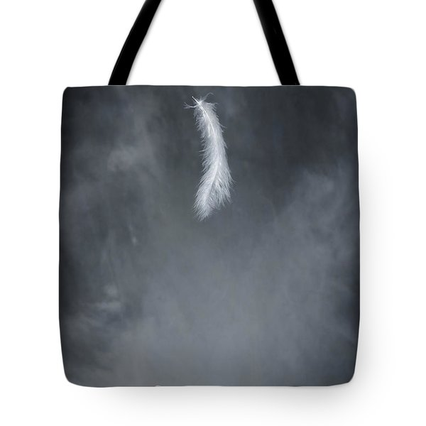 Feather Tote Bag by Joana Kruse