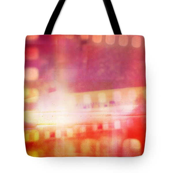 Film negatives  Tote Bag by Les Cunliffe