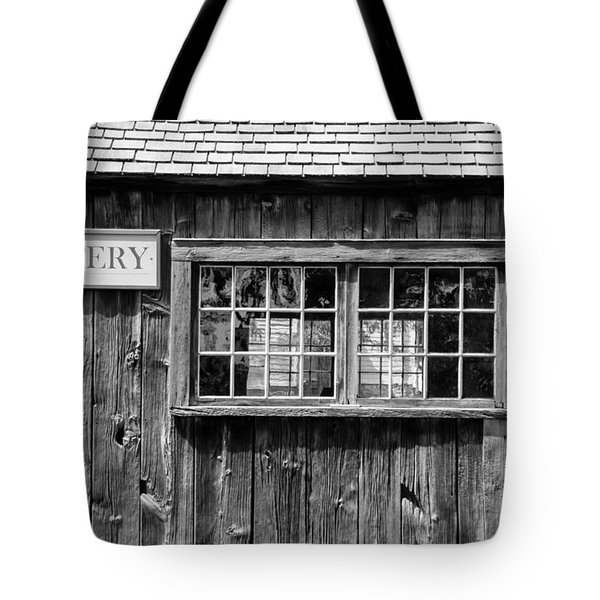 Flint Hill Pottery Tote Bag by Guy Whiteley
