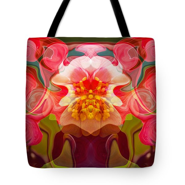 Flower Child Tote Bag by Omaste Witkowski