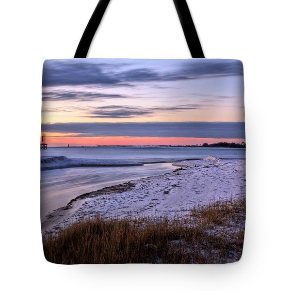 Flowing Tote Bag by JC Findley