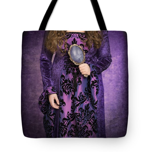 Gothic Woman Tote Bag by Amanda And Christopher Elwell