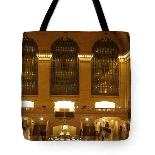 Grand Central Station Tote Bag by Dan Sproul