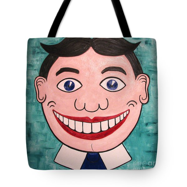Happy Tilly Tote Bag by Patricia Arroyo