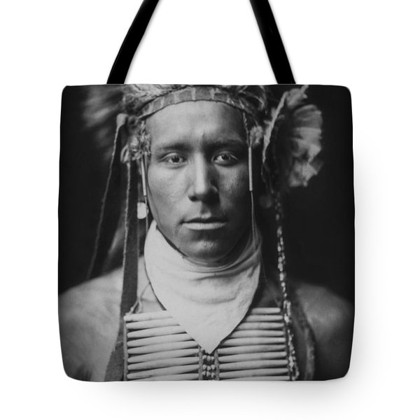 Indian Of North America Circa 1905 Tote Bag by Aged Pixel