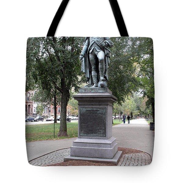 John Glover (1732-1797) Tote Bag by Granger