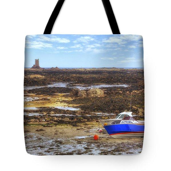 La Rocque - Jersey Tote Bag by Joana Kruse
