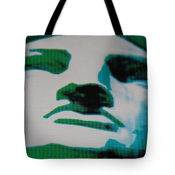 LADY LIBERTY Tote Bag by ROB HANS