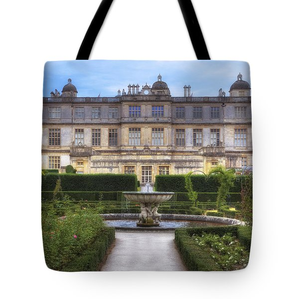 Longleat House - Wiltshire Tote Bag by Joana Kruse