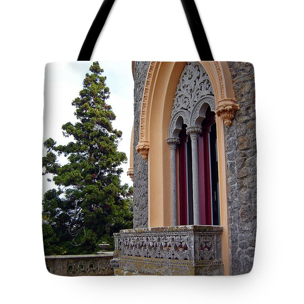 Monserrate Palace Tote Bag by Jose Elias - Sofia Pereira