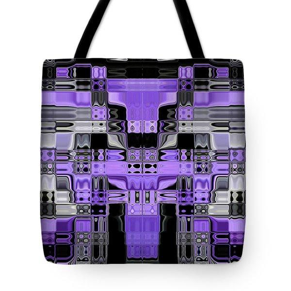 Motility Series 14 Tote Bag by J D Owen