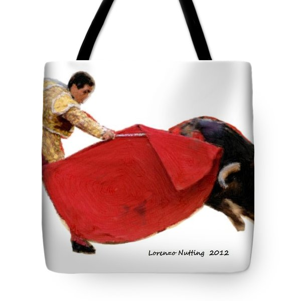 Ole Tote Bag by Bruce Nutting