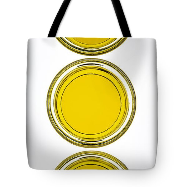 Olive Oil Tote Bag by Frank Tschakert