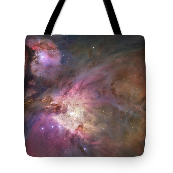 Orion Nebula Tote Bag by Sebastian Musial