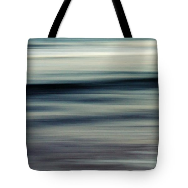 sea Tote Bag by Stelios Kleanthous