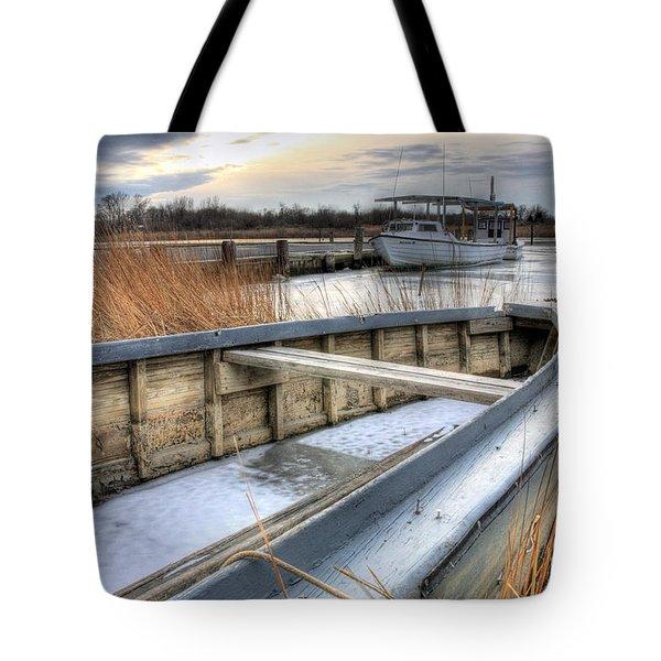 Seaworthy  Tote Bag by JC Findley