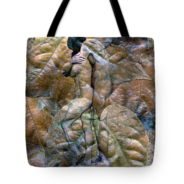 Sheltered Tote Bag by Kurt Van Wagner