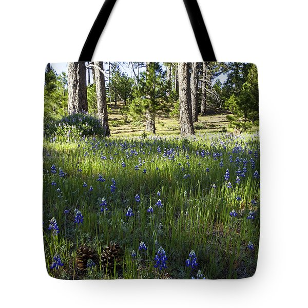 Simple Pleasures Tote Bag by Lynn Bauer