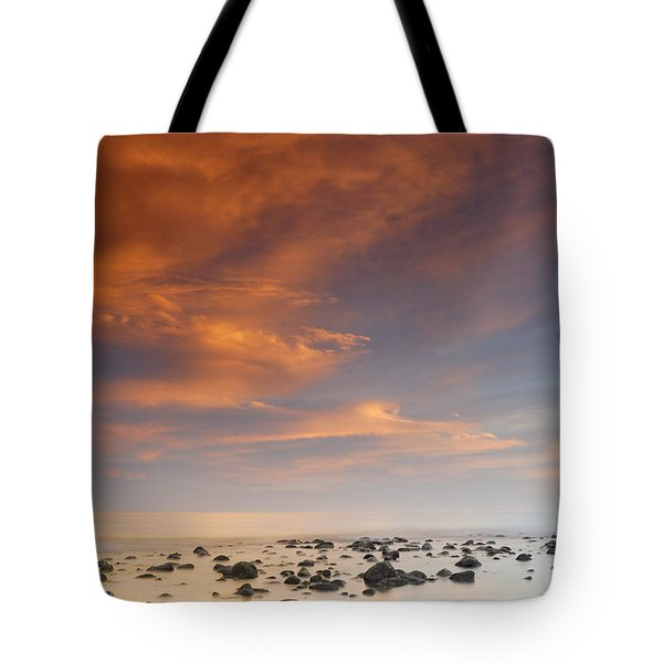 Small stones islands Tote Bag by Guido Montanes Castillo