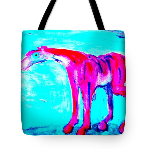 so lonely I could die Tote Bag by Hilde Widerberg