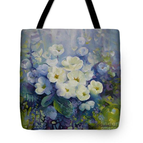 Spring Tote Bag by Elena Oleniuc
