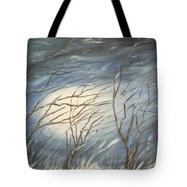 Storm  Tote Bag by Irina Astley