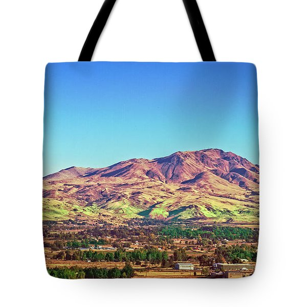 The Butte Tote Bag by Robert Bales
