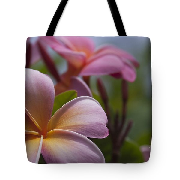 The Garden Of Dreams Tote Bag by Sharon Mau