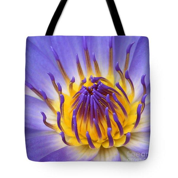 The Lotus Flower Tote Bag by Sharon Mau