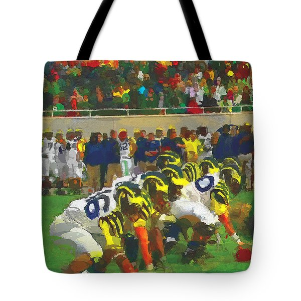 The War Tote Bag by John Farr