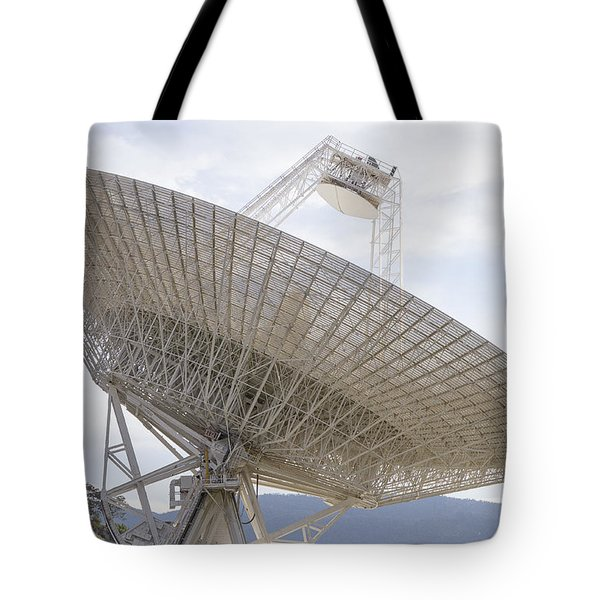 Tidbinbilla Deep Space Station Tote Bag by Steven Ralser