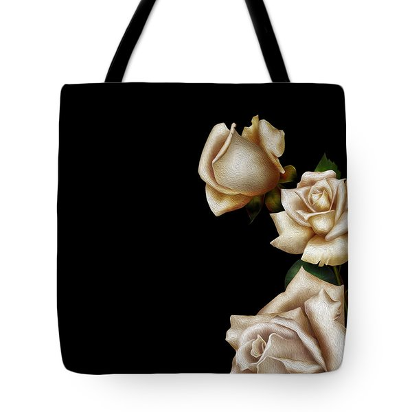 Trio Tote Bag by Cheryl Young