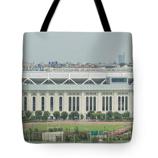 Yankee Stadium Tote Bag by Theodore Jones