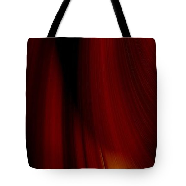 Abstract Art Tote Bag by Heike Hultsch