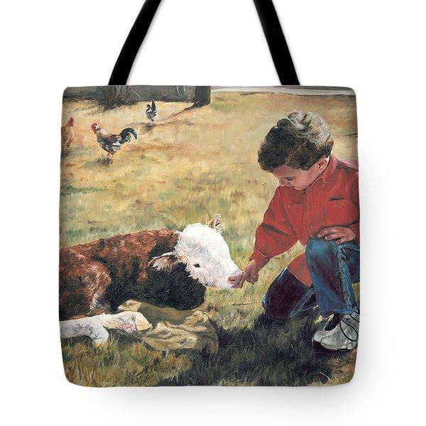 20 Minute Orphan Tote Bag by Lori Brackett