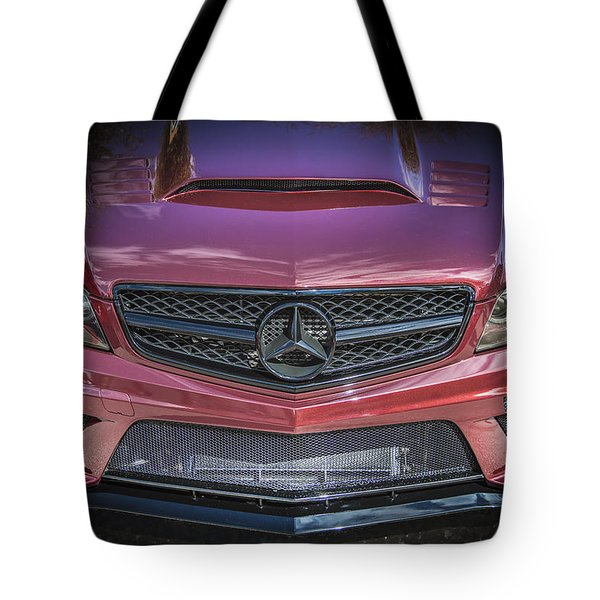 2013 Mercedes Sl Amg Tote Bag by Rich Franco