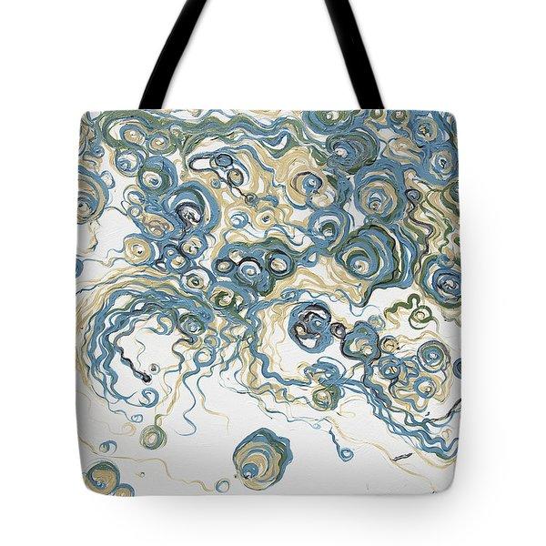 2013-santorini Tote Bag by Ted Domek