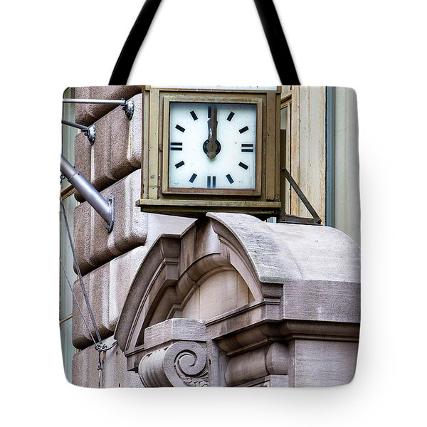 26 Broadway Tote Bag by Jerry Fornarotto
