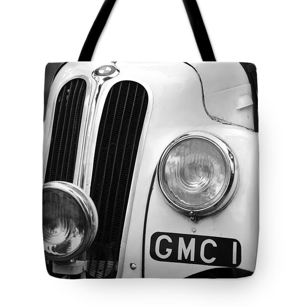 1937 Frazer Nash BMW 328 Tote Bag by Jill Reger