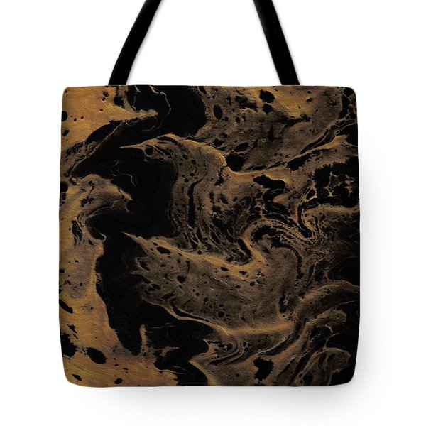 Abstract 24 Tote Bag by J D Owen