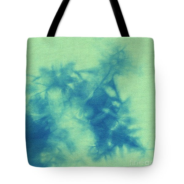 Abstract Batik Pattern Tote Bag by Kerstin Ivarsson